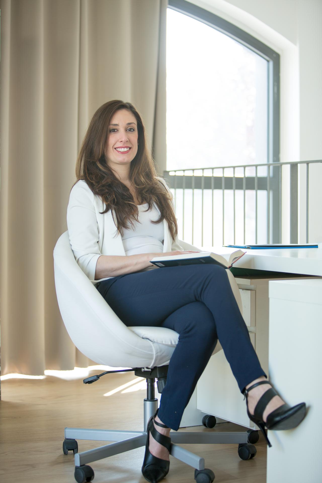 Silvia Bassi, Psicologa, Criminologa